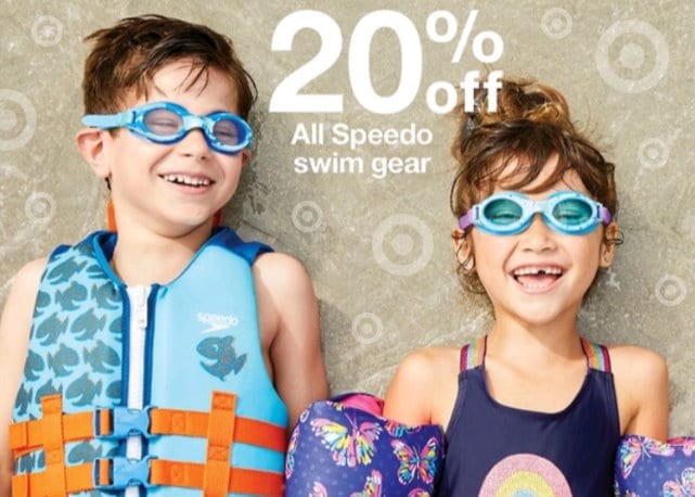 Speedo Swim Gear