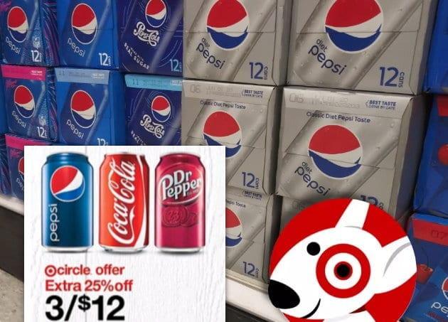 Nice Target Deals On Beverages Save On Sparkling Ice Sodas More