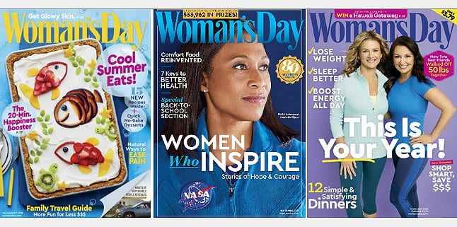 Image of Woman's Day Magazine