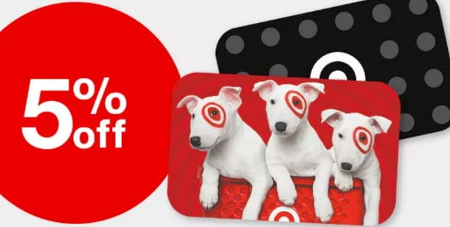 Image of Target gift cards