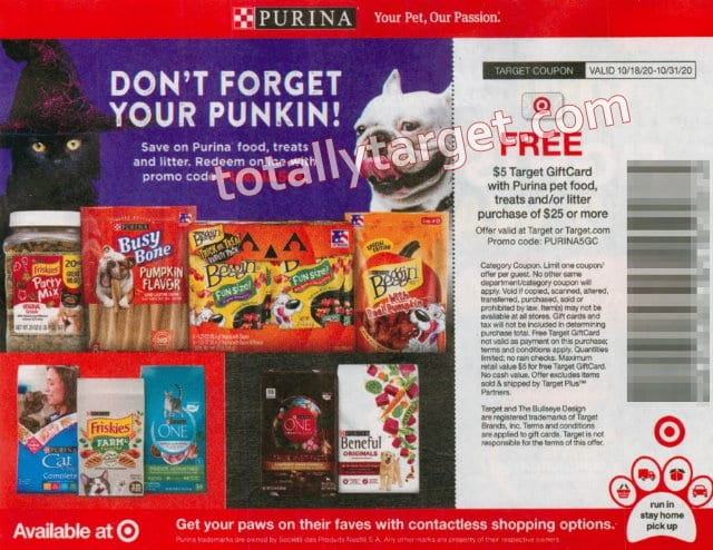 Coupon Inserts On 10 18 Plus Upcoming Target Coupon