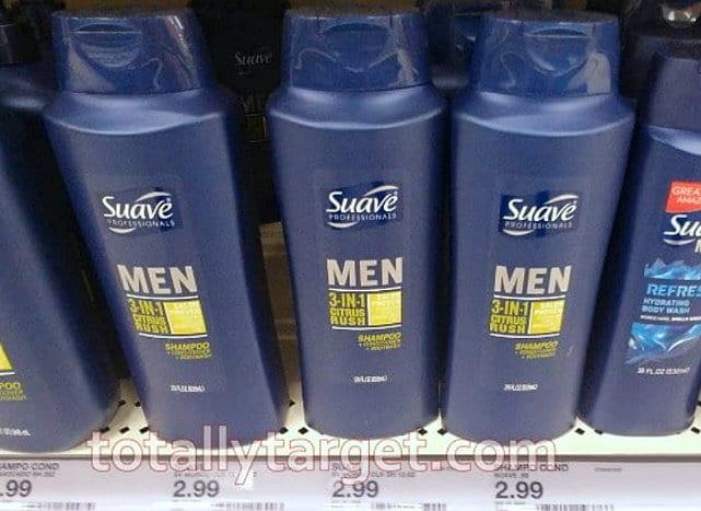 Suave Hair Care