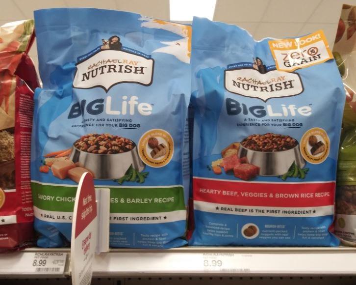 Nutrish Big Life