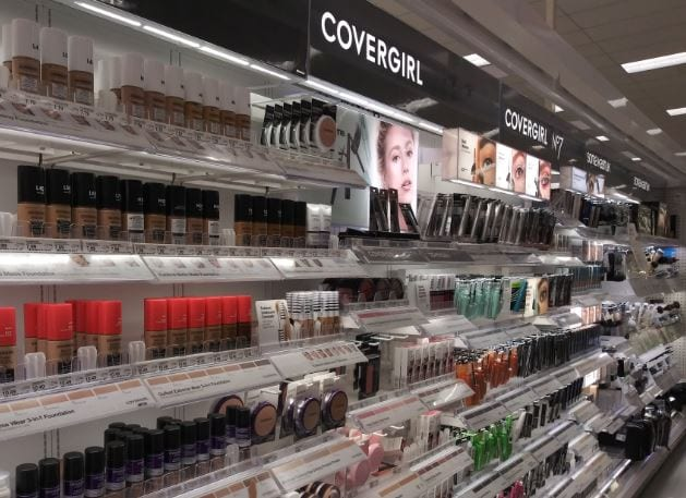 Photo of eligible items for CoverGirl Cosmetics printable coupons