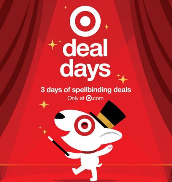 Image of Target Deal Days from the Target Ad