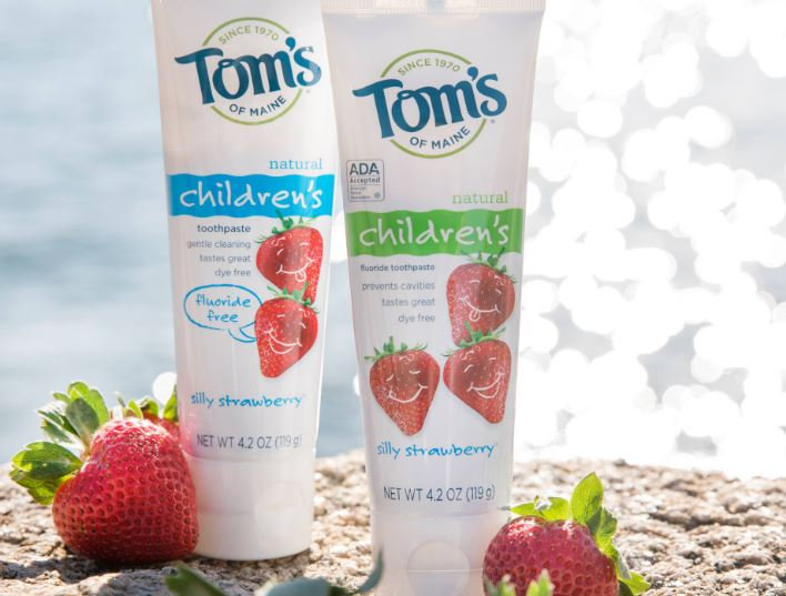 picture of Tom's of Maine Children's toothpaste