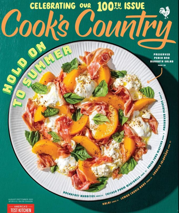 Photo of Cook's Country Magazine Deal