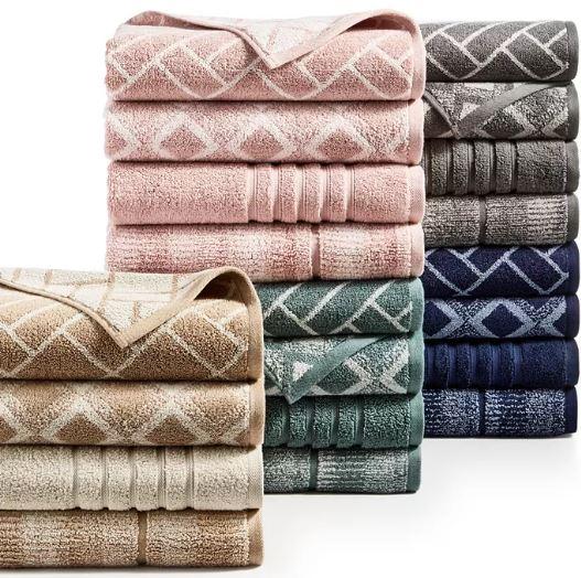Macy's The Big Home Sale towels
