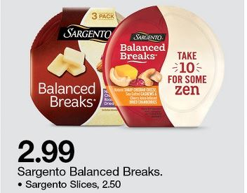 Photo of Sargento Cheese sale
