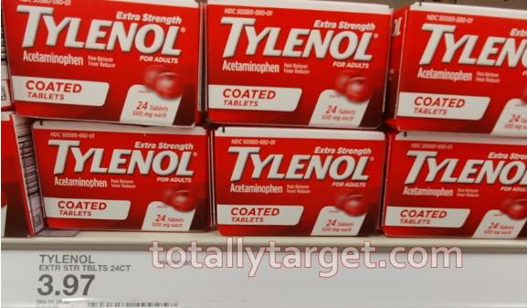 Photo of Tylenol Pain Relief products