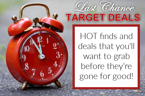 Last Chance Target Deals