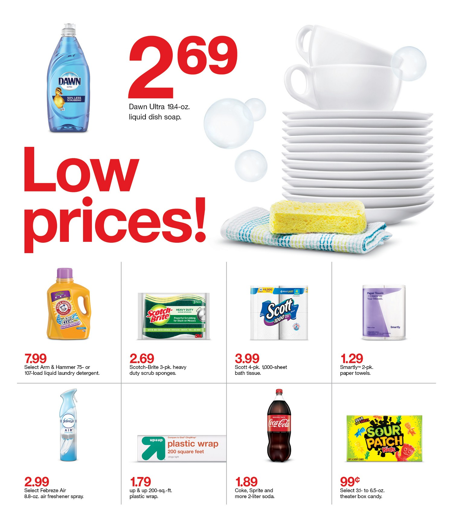 Target Weekly Ad 9-12-21 Page 16