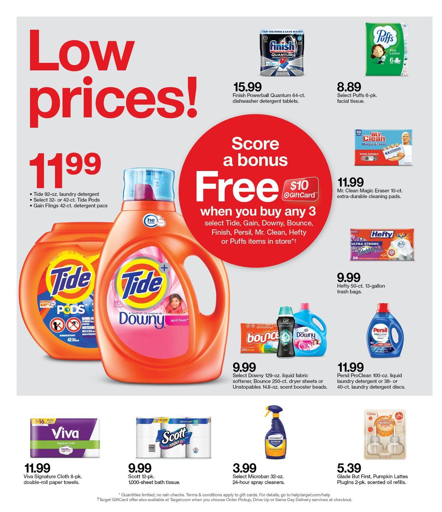 Target Weekly Ad 9-12-21 Page 17