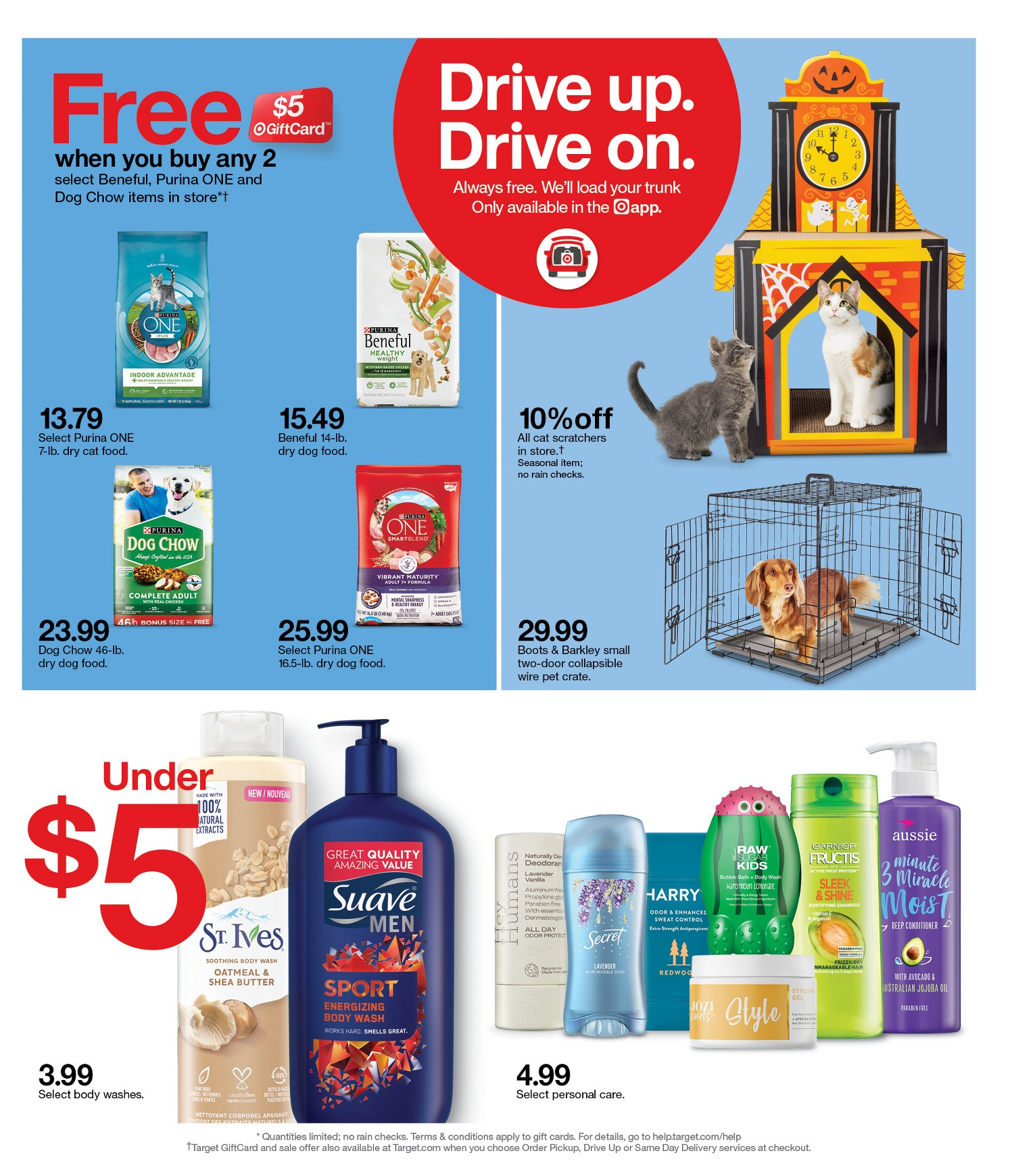 Target Weekly Ad 9-12-21 Page 18