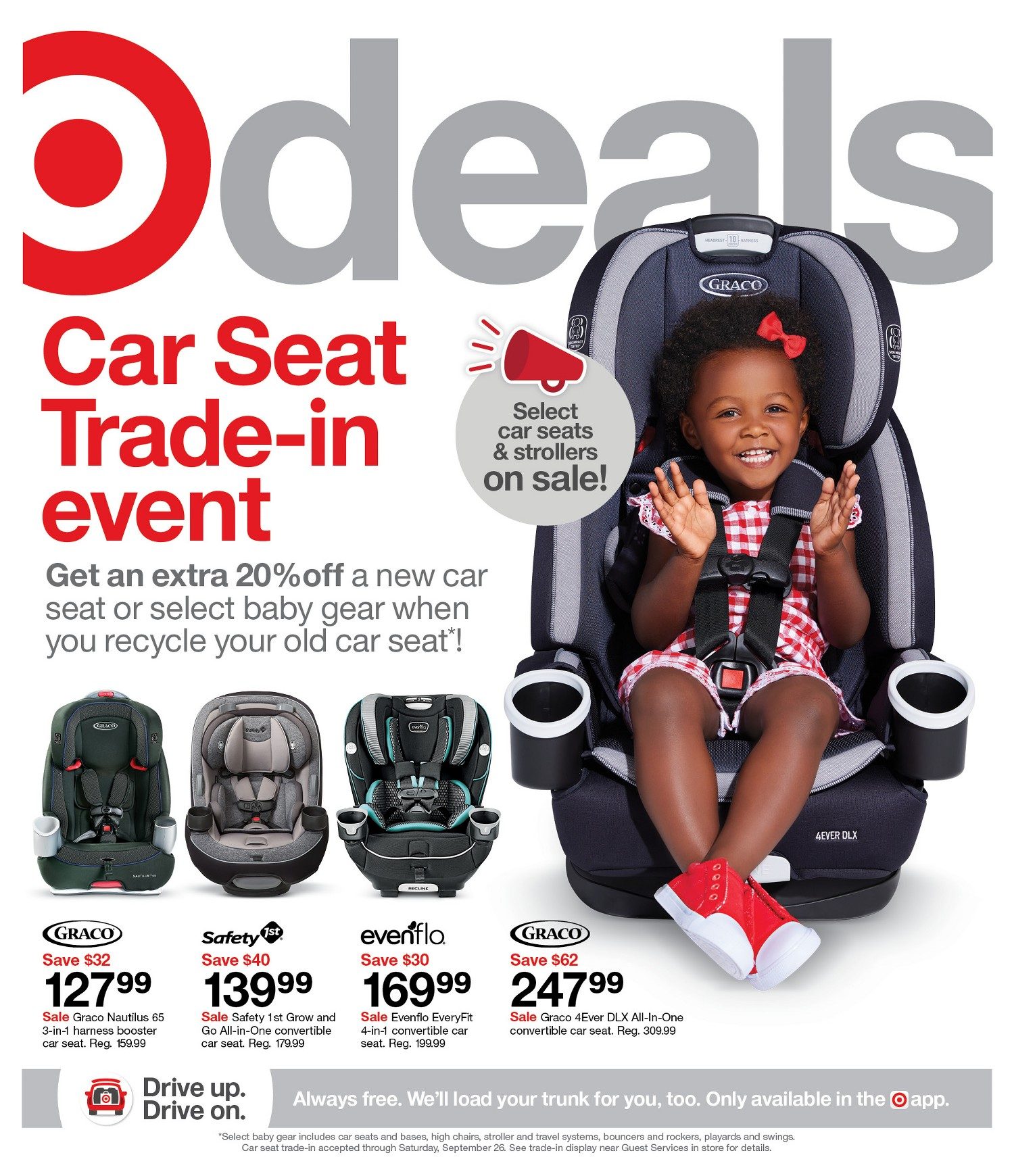 Target Weekly Ad 9-12-21 Page 1