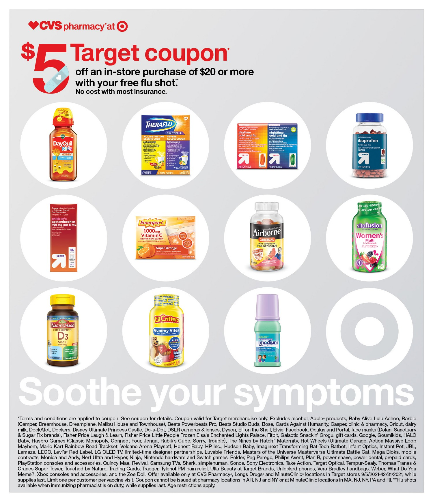 Target Weekly Ad 9-12-21 Page 20
