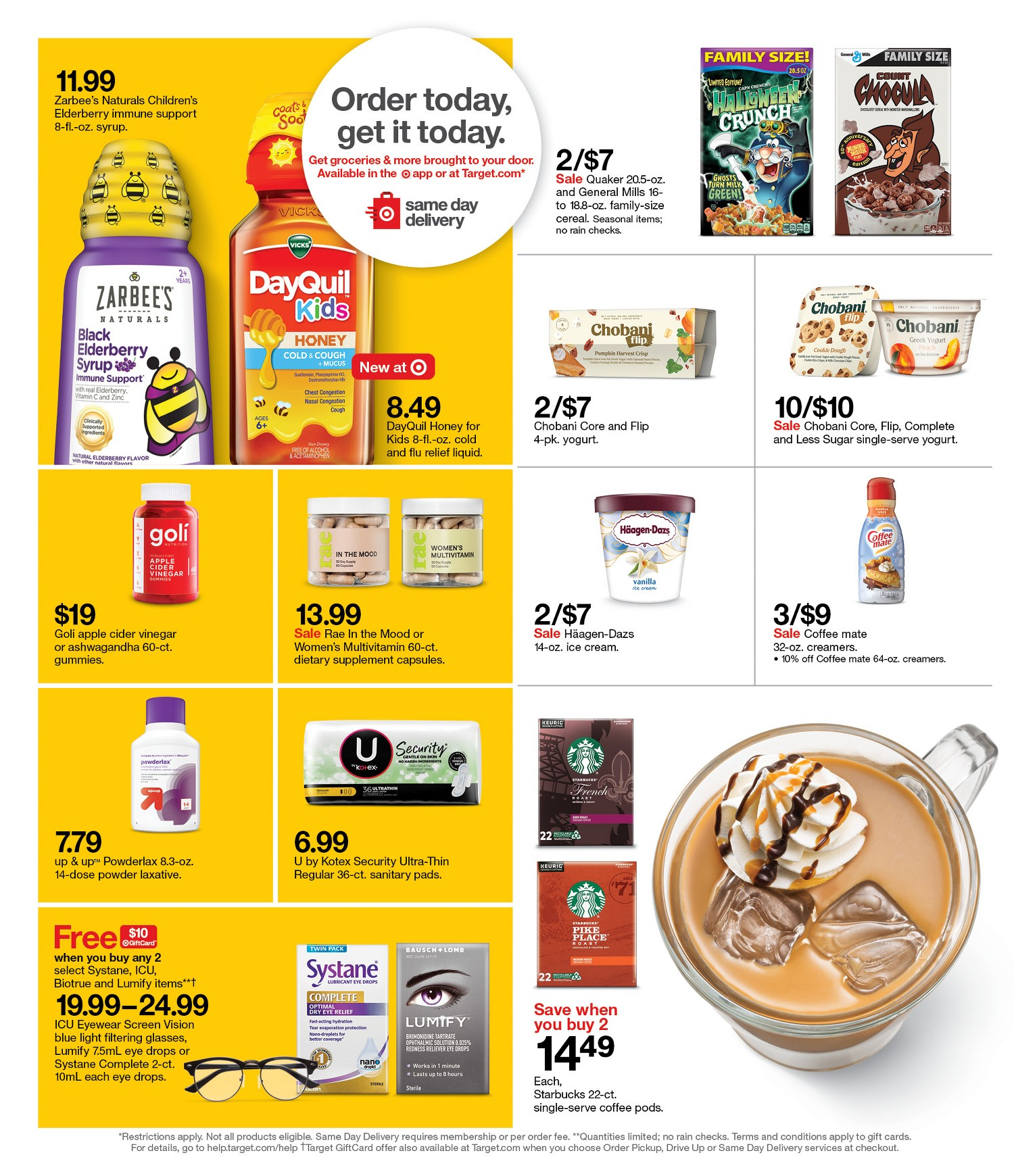 Target Weekly Ad 9-12-21 Page 21