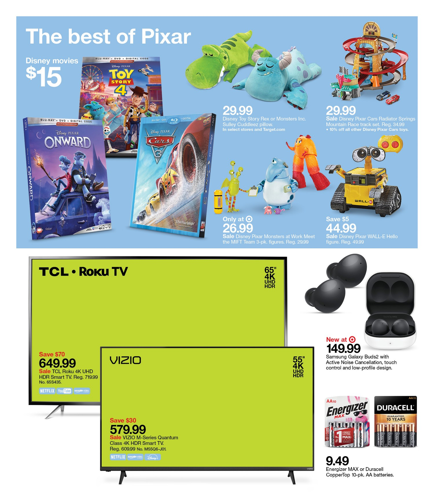 Target Weekly Ad 9-12-21 Page 7