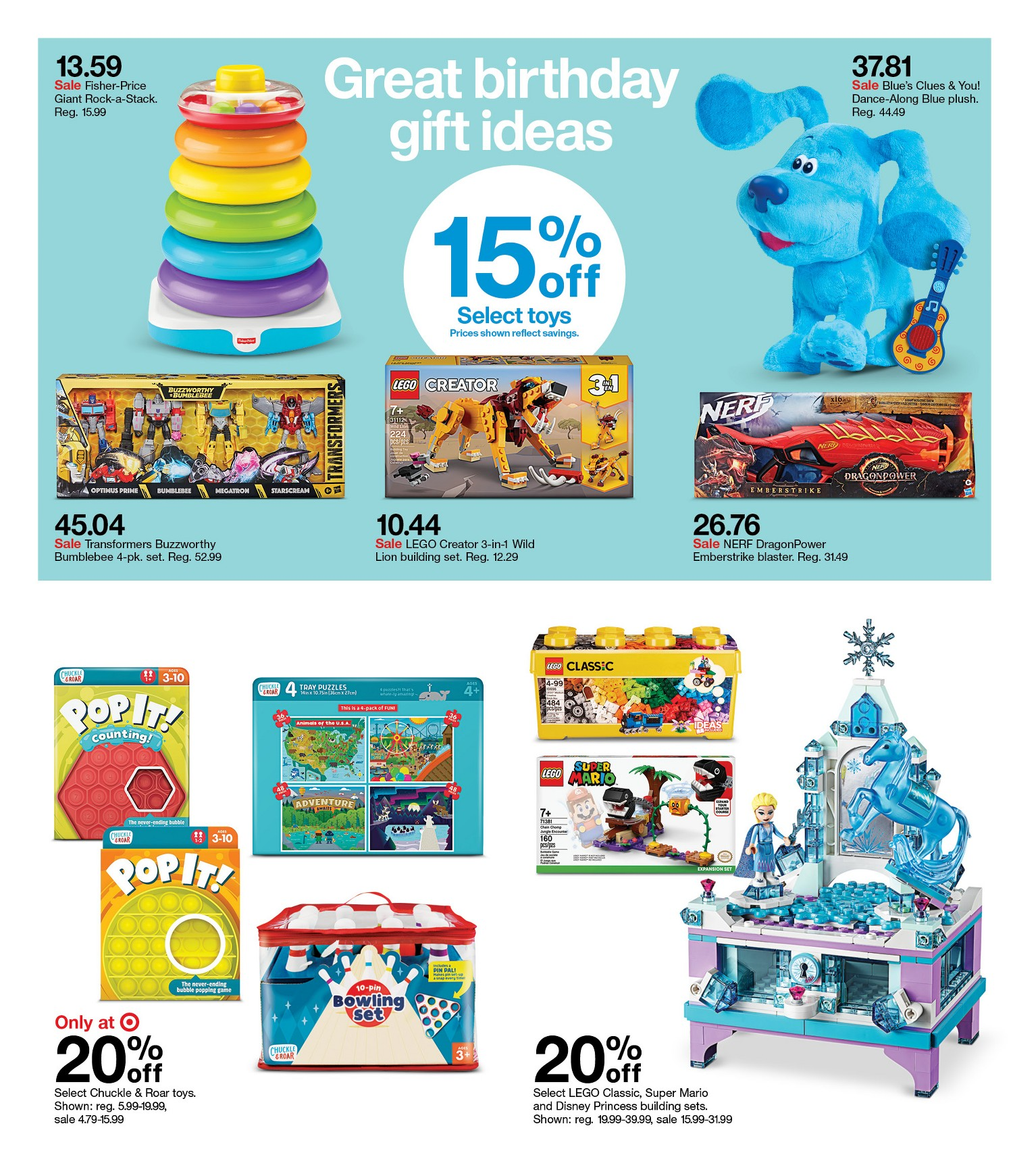 Target Weekly Ad 9-12-21 Page 8