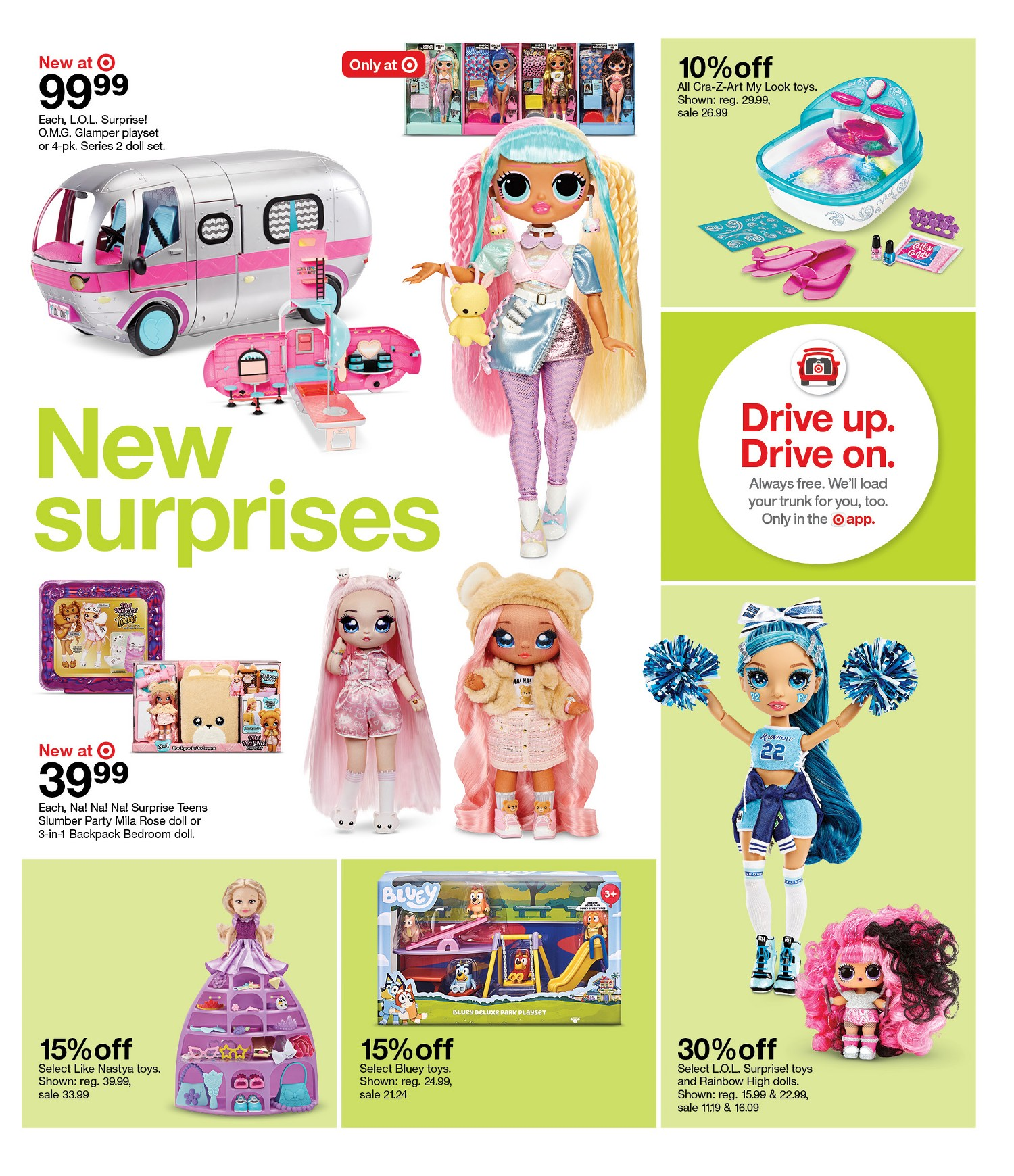 Target Weekly Ad 9-12-21 Page 9