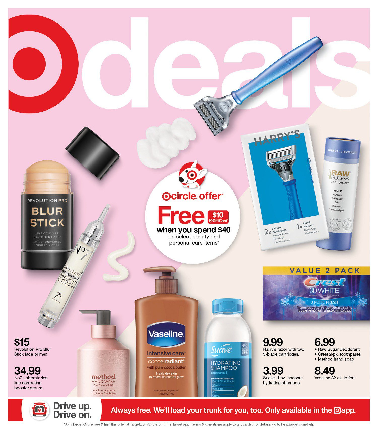 Target Weekly Ad 9-26-21 Page 1