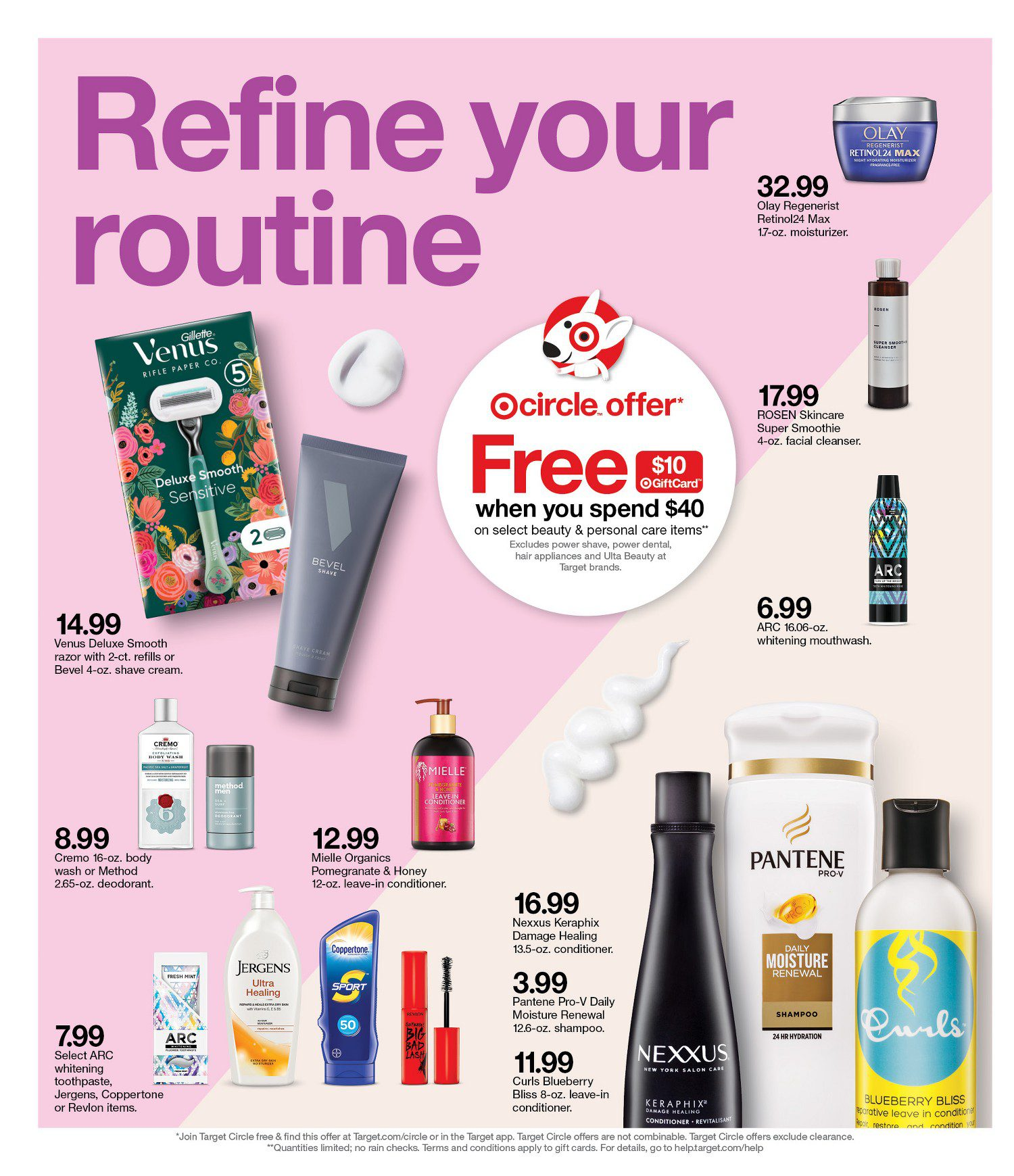 Target Weekly Ad 9-26-21 Page 2