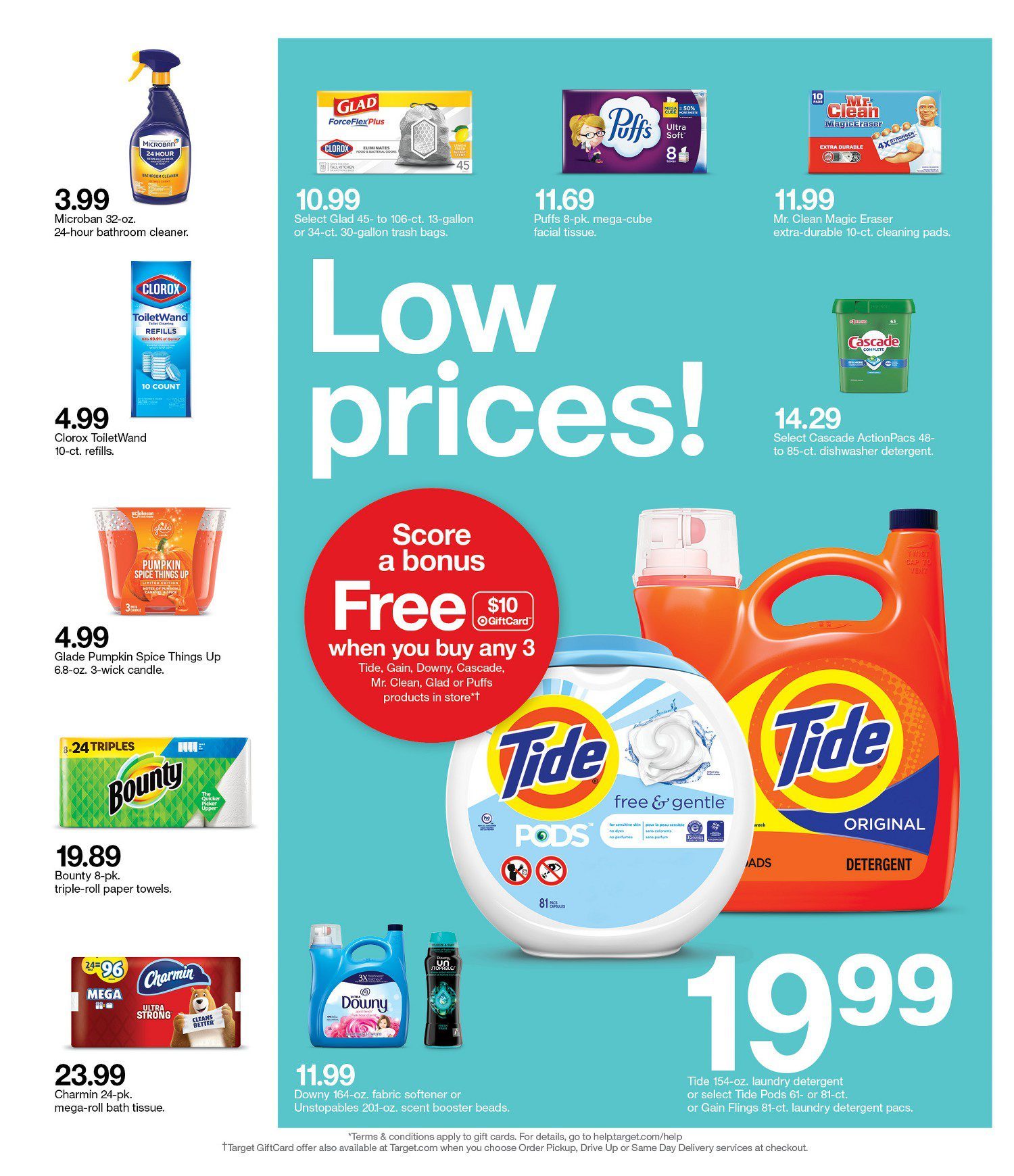Target Weekly Ad 9-26-21 Page 4