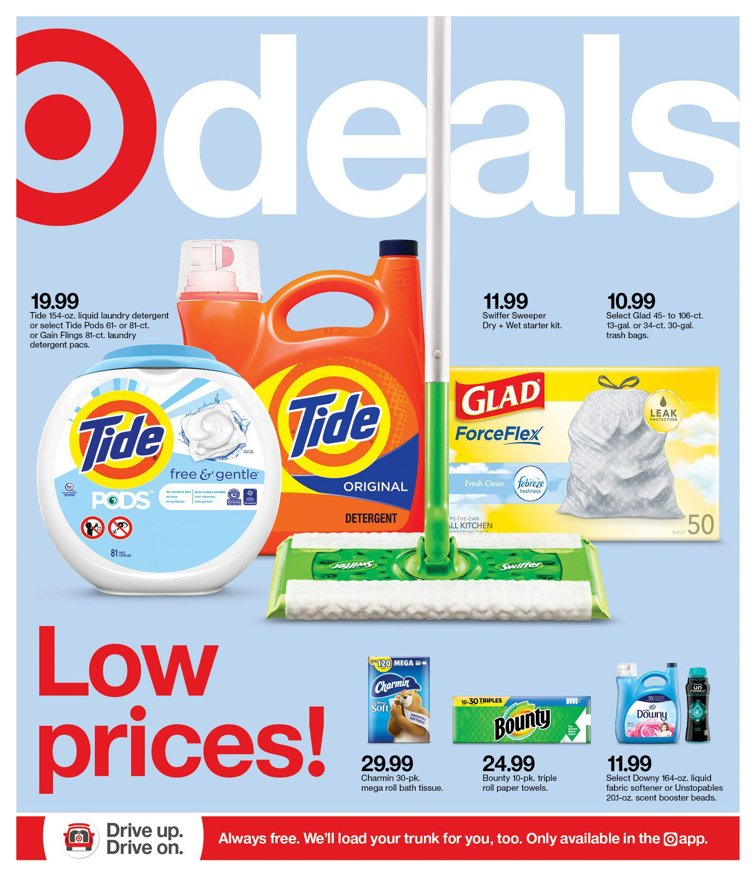 Target Weekly Ad 9-5-21 Page 1