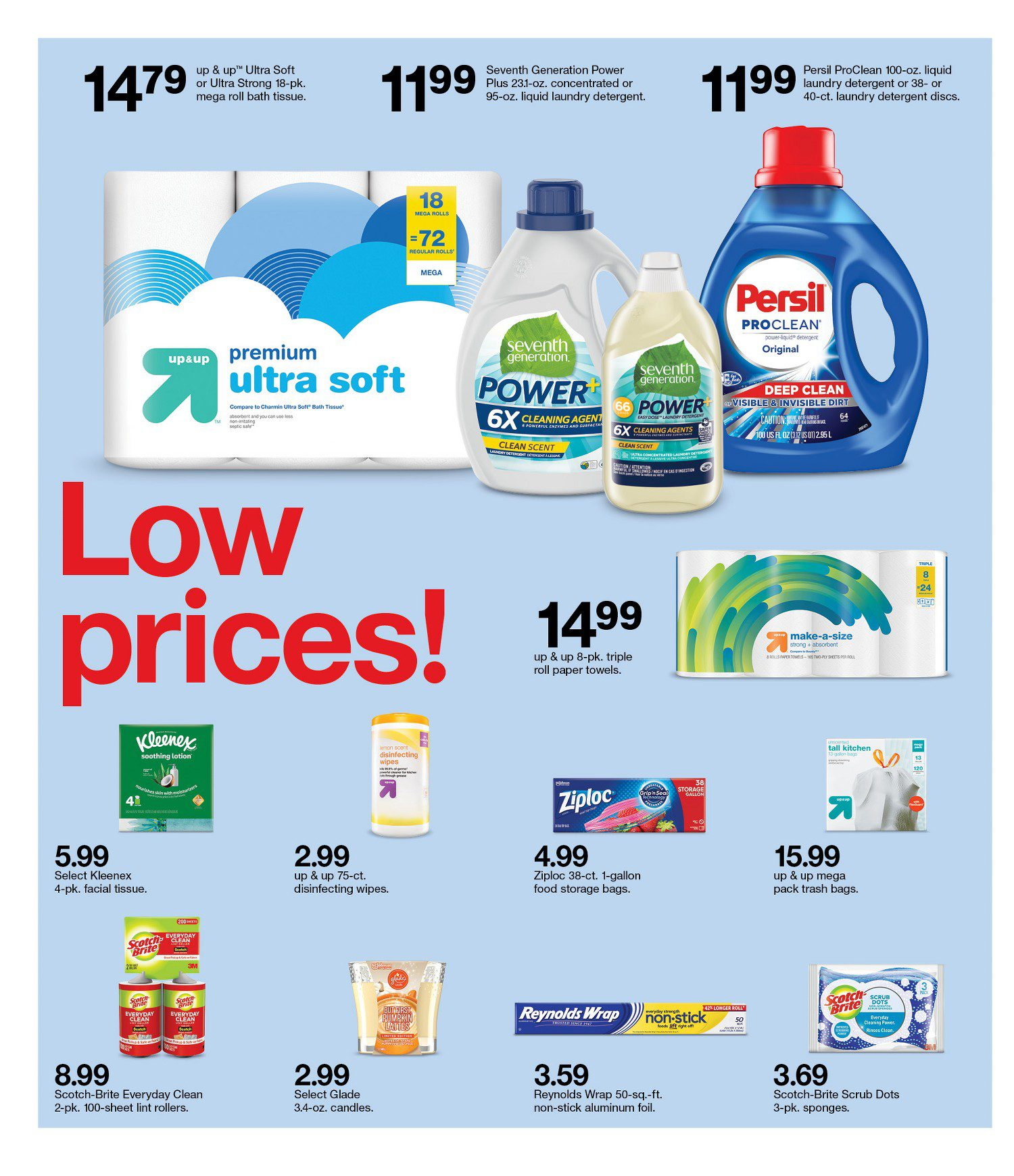 Target Weekly Ad 9-5-21 Page 2