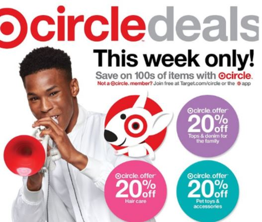 Target Weekly Ad Scan cover 9/19