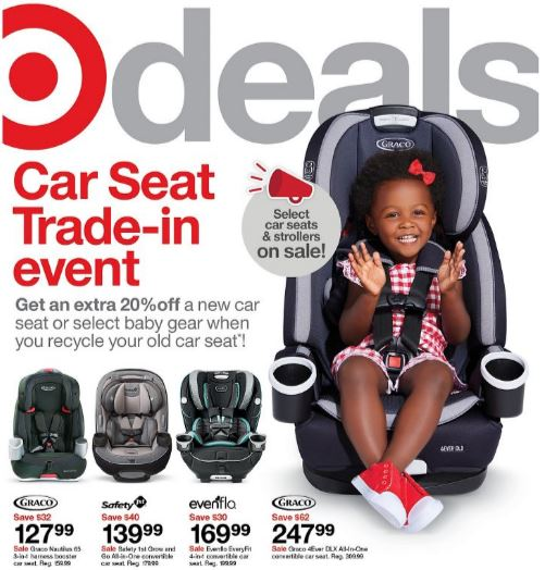 Target Weekly Ad Cover 9-12