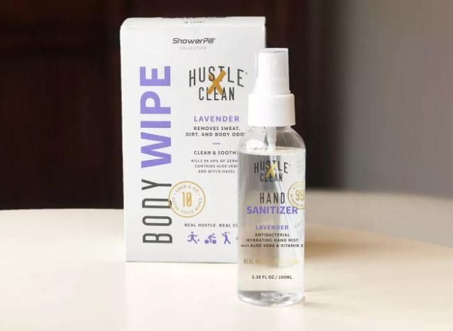Hustle Clean