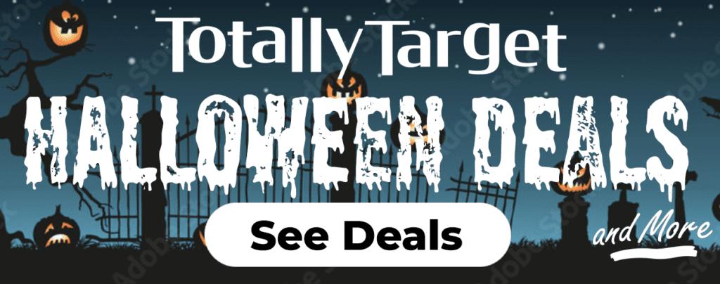 Target Halloween Deals