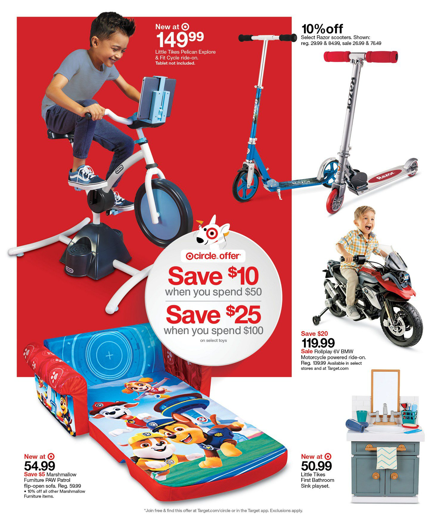 Target Weekly Ad 10/10 2021 Page 13
