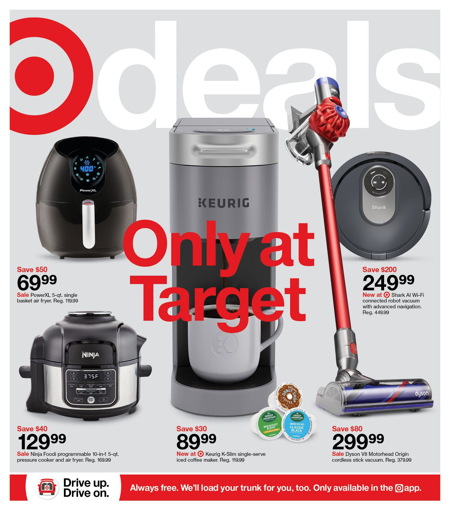 Target Weekly Ad 10/10 2021 Page 1