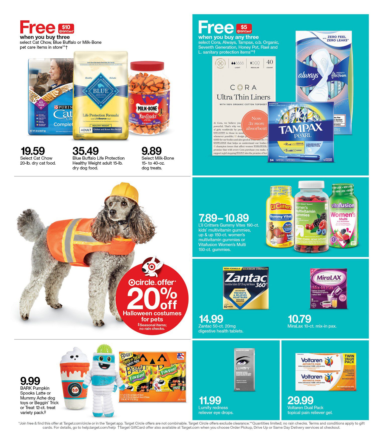 Target Weekly Ad 10/10 2021 Page 21