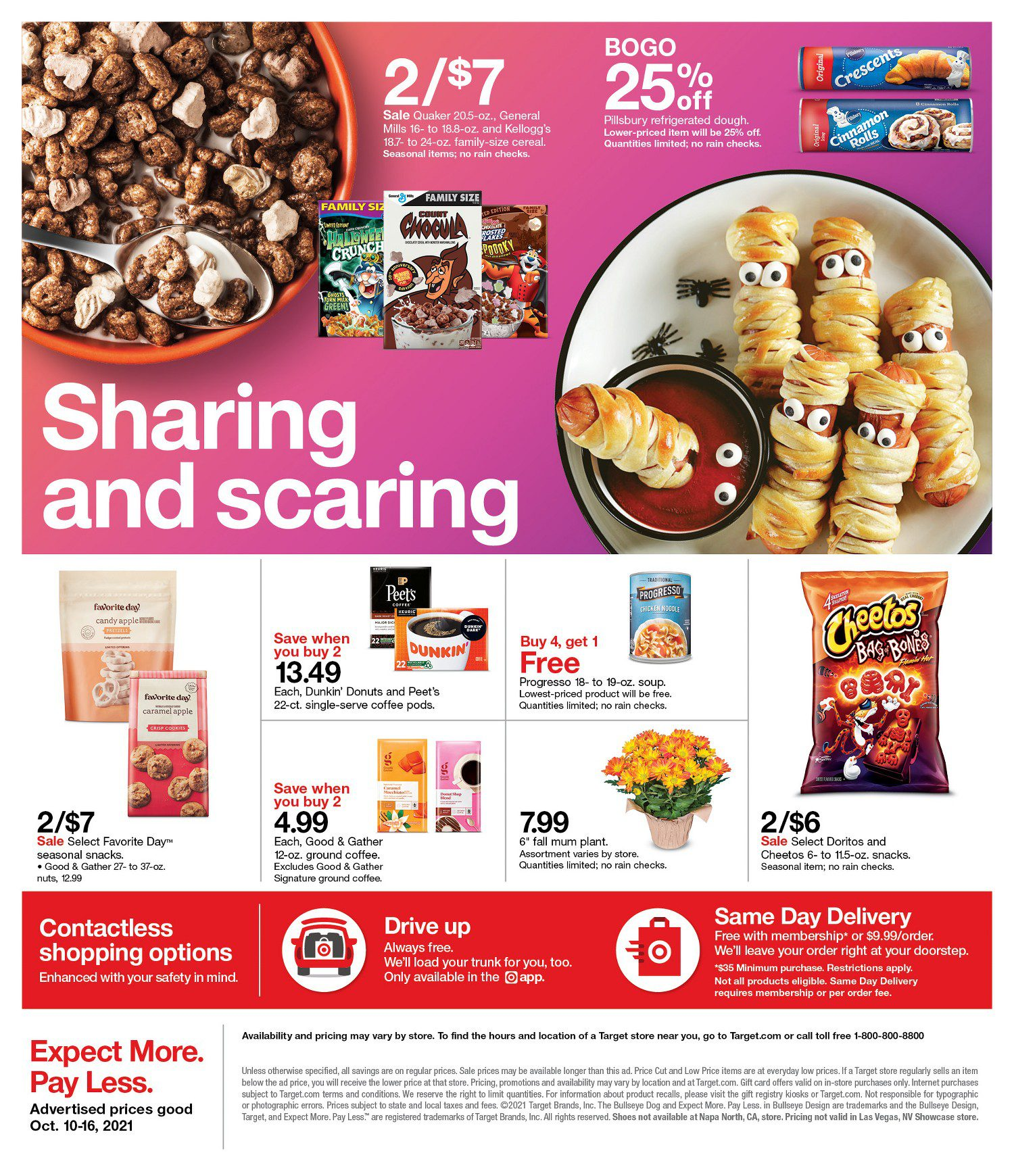 Target Weekly Ad 10/10 2021 Page 30