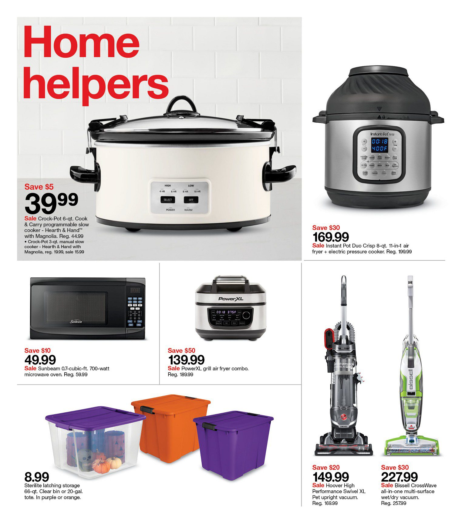 Target Weekly Ad 10/10 2021 Page 3