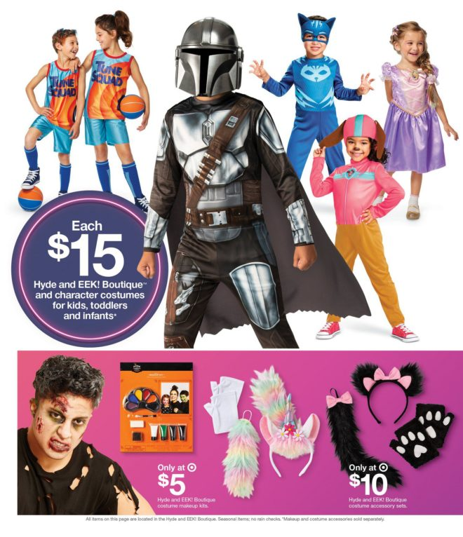 Target Weekly Ad 10/17 2021 Page 2