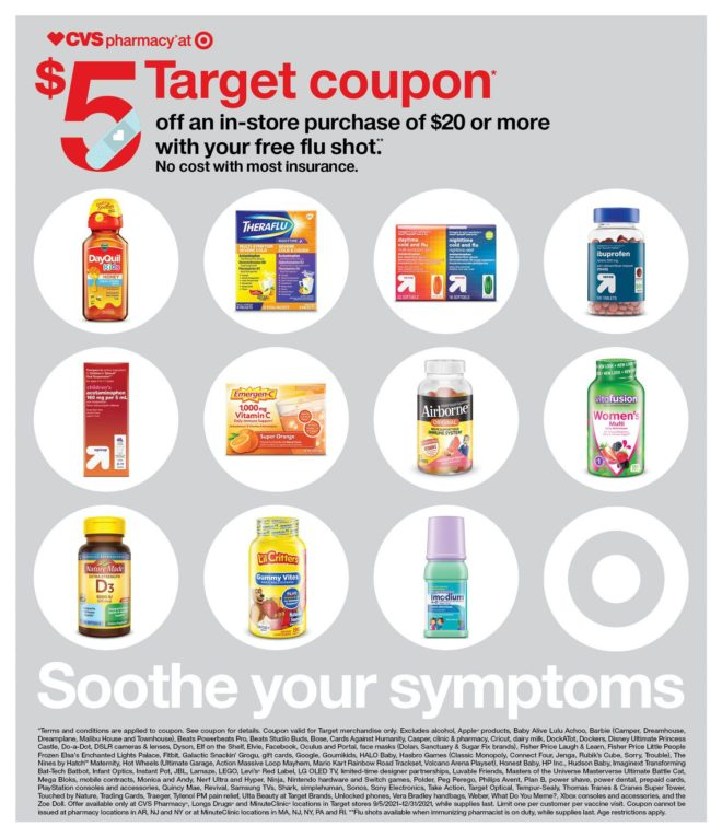 Target Weekly Ad 10/17 2021 Page 3