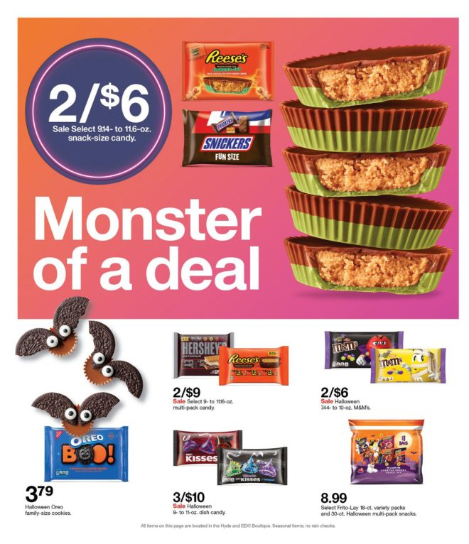 Target Weekly Ad 10/17 2021 Page 4