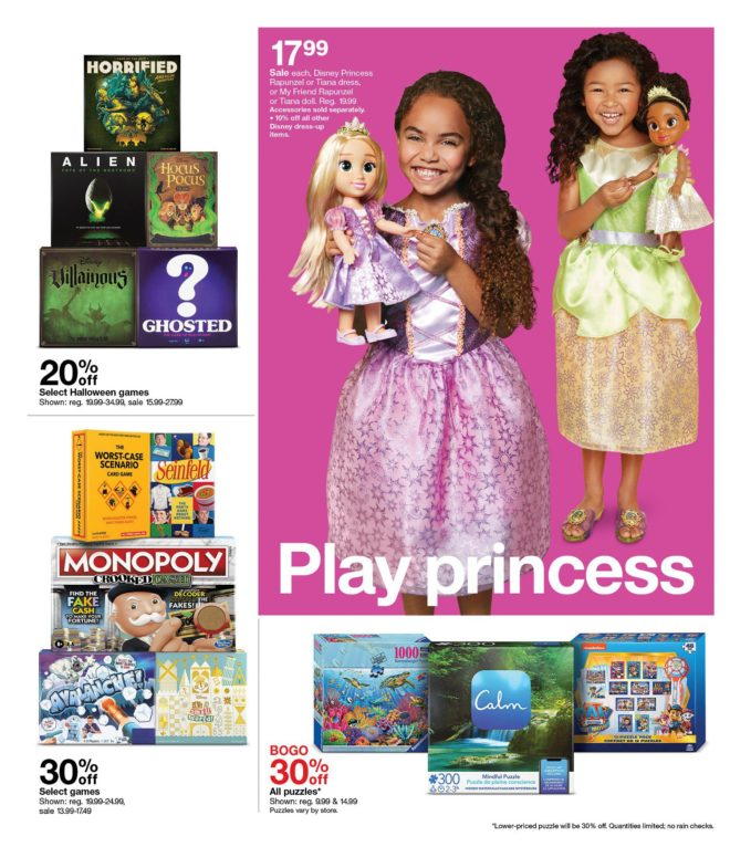Target Weekly Ad 10/24 2021 Page 2
