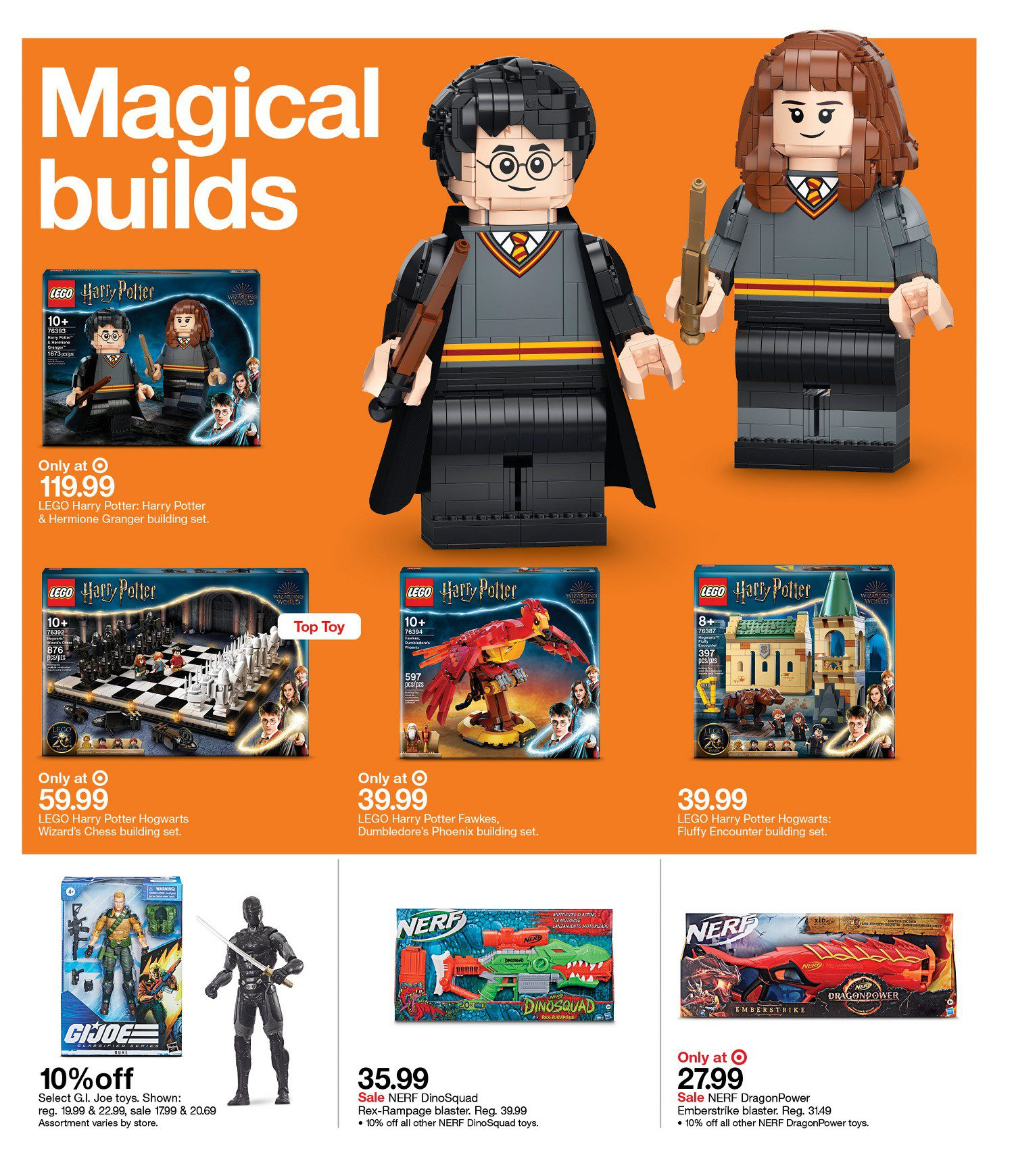 Target Weekly Ad 10/24 2021 Page 3
