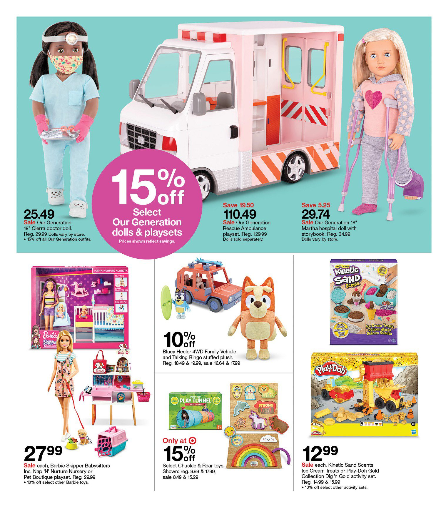 Target Weekly Ad 10/24 2021 Page 4
