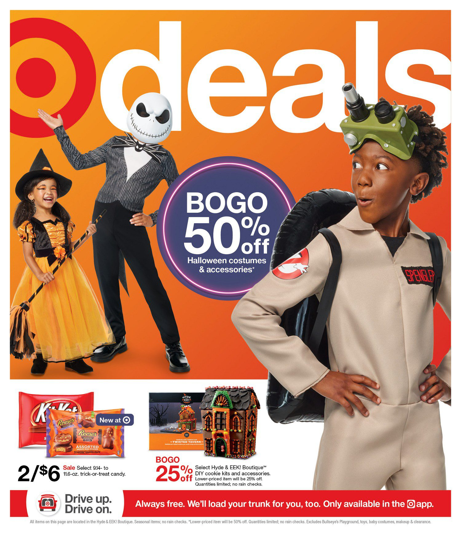 Target Weekly Ad 10-3-21 Page 1