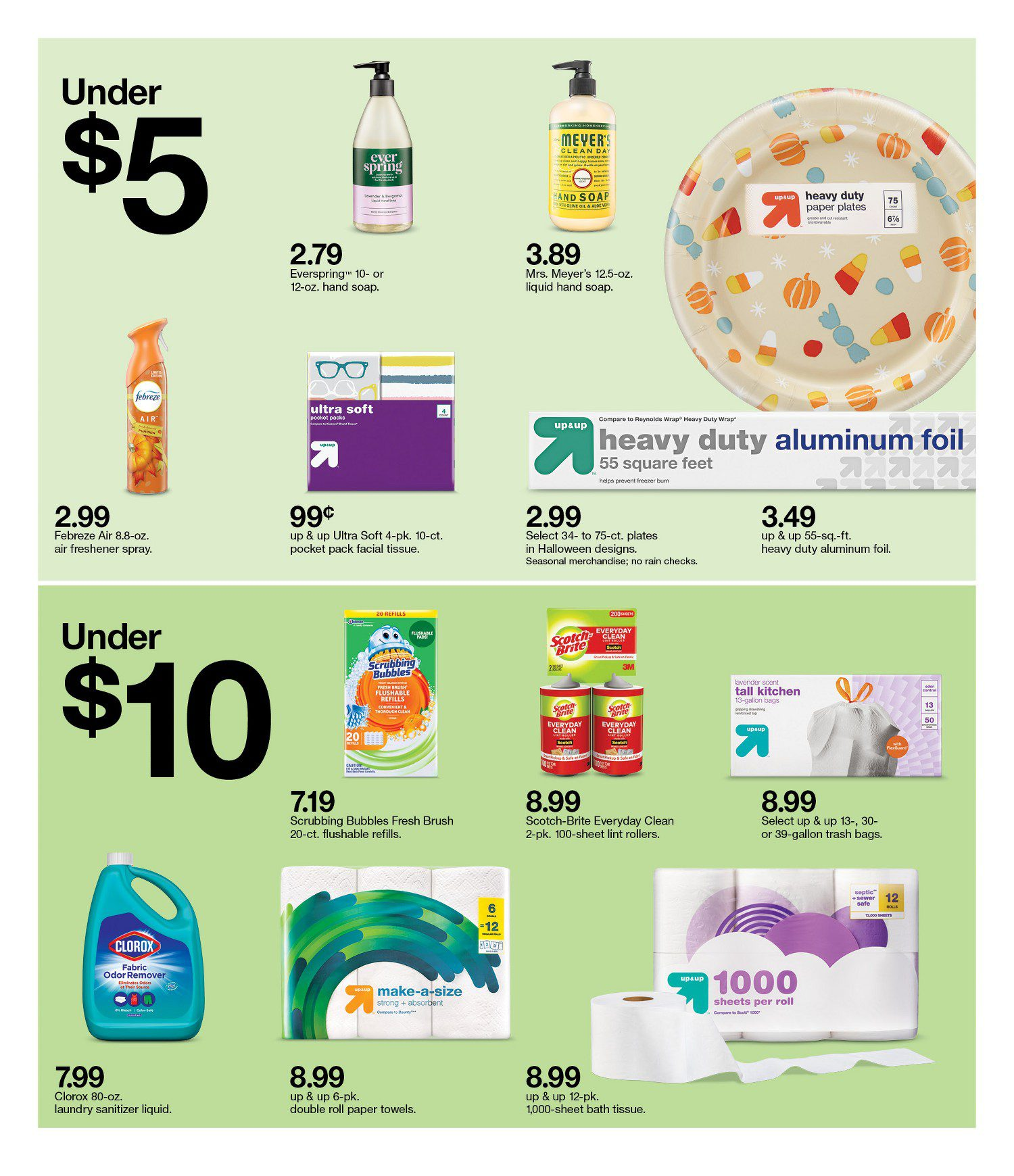 Target Weekly Ad 10-3-21 Page 27