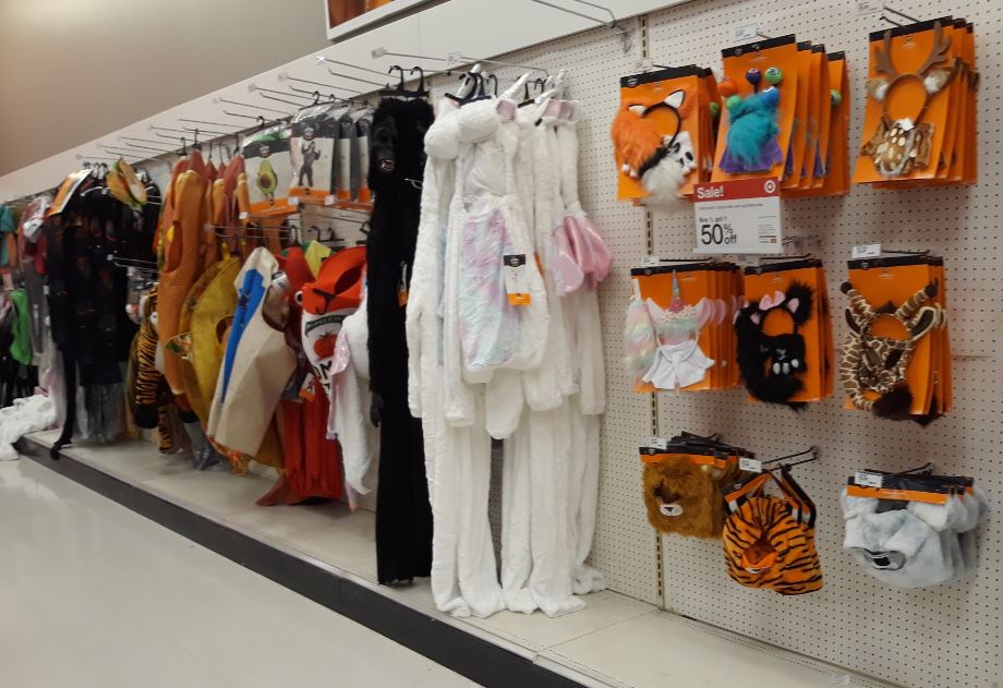 Target Halloween Costumes for Adults