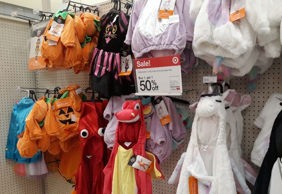 Target Halloween Costumes for Babies and Toddlers